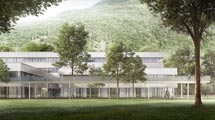 Extension of the liceo cantonale of Bellinzona,